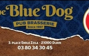 PUB  THE BLUE DOG